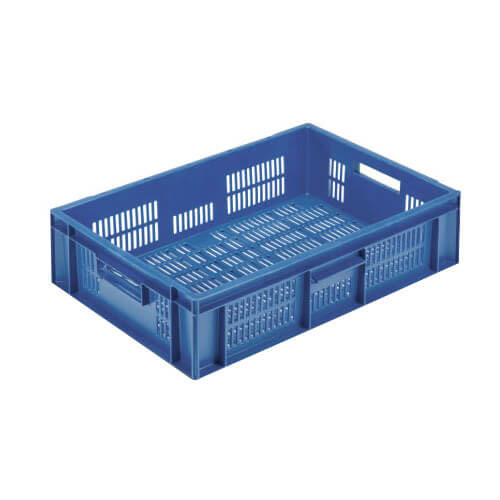 Manutan Ventilated Euro Containers