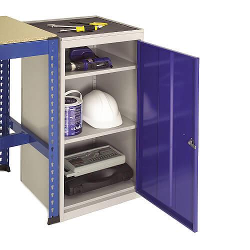 Lockable Steel Tool Cupboard