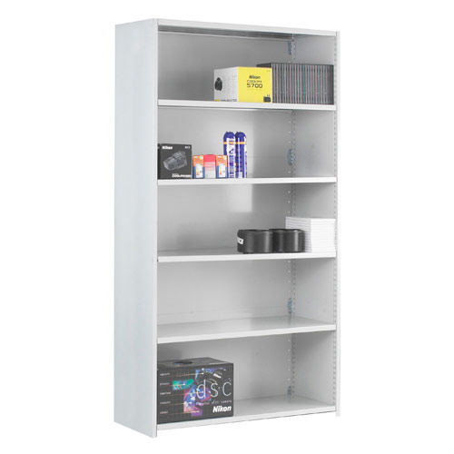 Stormor Solo Shelving Starter Bays (1850h x 900w) With Closed Back