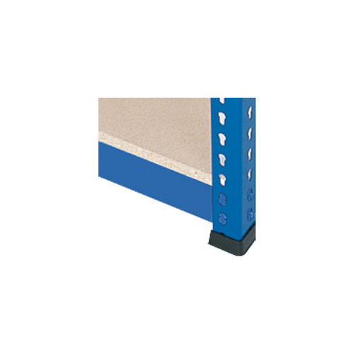 Chipboard Extra Shelf for 915mm wide Rapid 1 Heavy Duty Bays- Blue