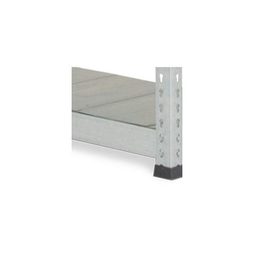 Galvanized Extra Shelf for 915mm wide Rapid 1 Heavy Duty Bays- Grey