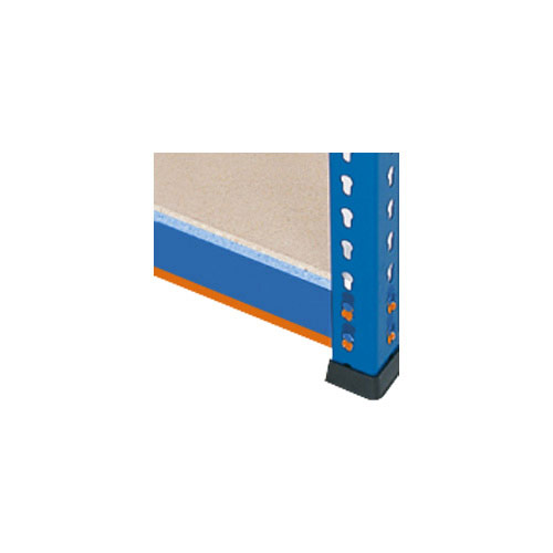 Chipboard Extra Shelf for 1220mm wide Rapid 1 Heavy Duty Bays- Blue