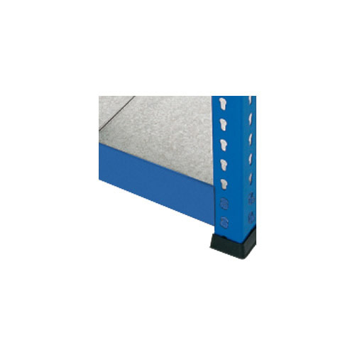 Galvanized Extra Shelf for 1220mm wide Rapid 1 Heavy Duty Bays- Blue