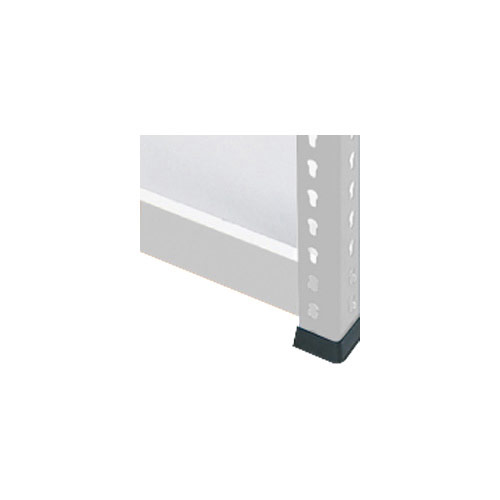 Melamine Extra Shelf for 2440mm wide Rapid 1 Heavy Duty Bays- Grey