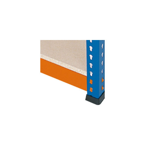 Chipboard Extra Shelf for 2440mm wide Rapid 1 Heavy Duty Bays- Orange