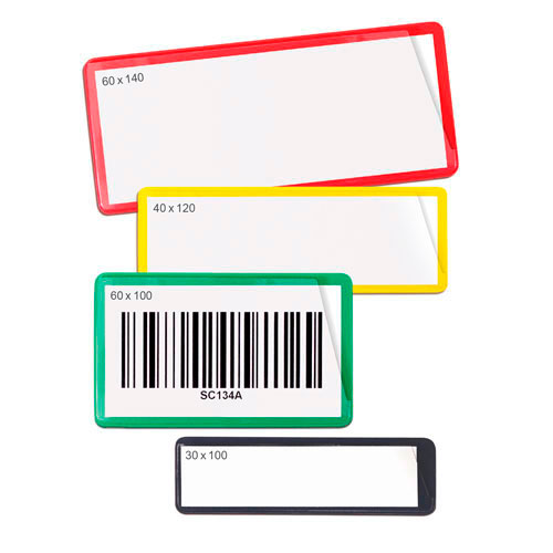 Magnetic Ticket Pouches