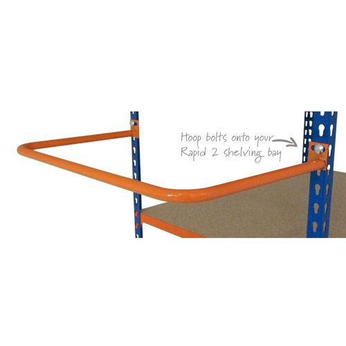 Retaining Hoops For Rapid 2 Bays