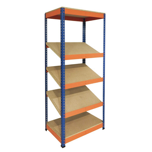 Rapid 1 Kanban Bays (1980h x 915w) With Sloping Shelves
