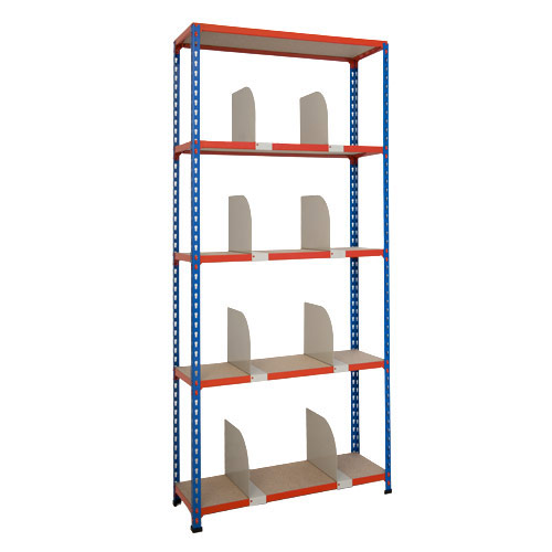 Rapid 2 Shelving (1980h x 915w) With Dividers