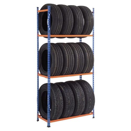 Rapid 2 Static Tyre Rack (1980h)