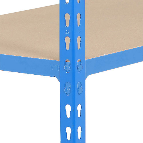 Rapid 2 (1525w) Extra Chipboard Shelf - Blue