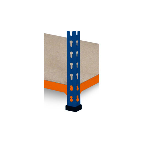 Rapid 2 (1525w) Extra Chipboard Shelf - Orange