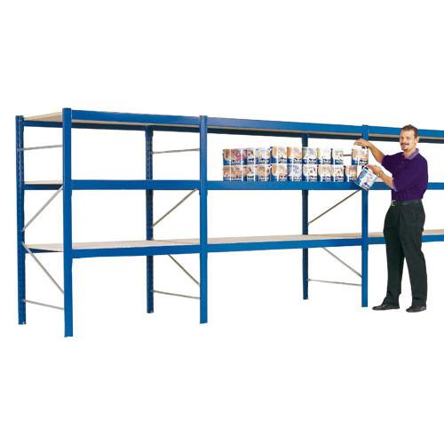 Shelf Plan Heavy Duty Galvanized Steel Levels