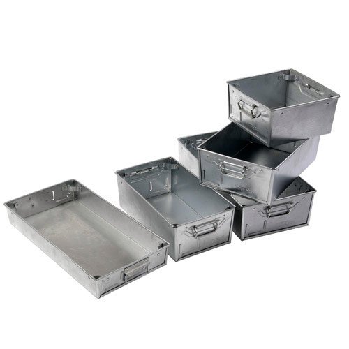 Steel Tote Pans