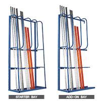 Vertical Bar Racks