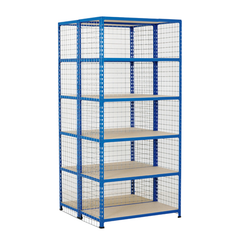 Mesh Cladding For Rapid 2 Bays