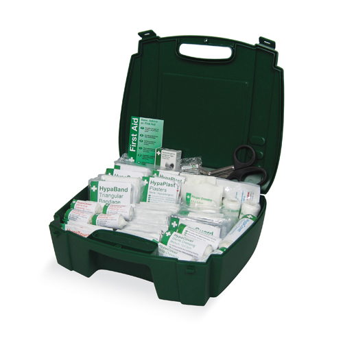 Wall Mounted Workplace First Aid Kit - Large
